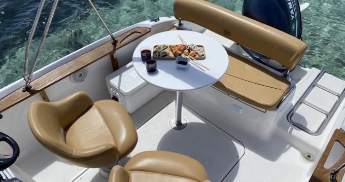 Location bateau SESSA KEY LARGO 20 à Ibiza (Ville) sur Samboat