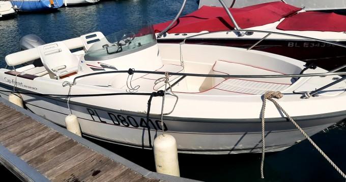 Cap-Ferret 550 sun deck entre particuliers et professionnel à Trébeurden