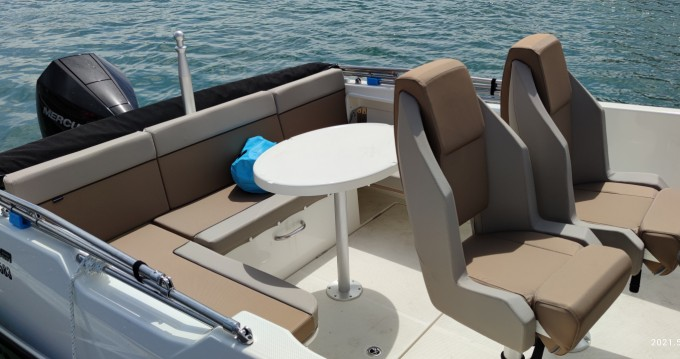 Location bateau Quicksilver Activ 755 Open à Anglet sur Samboat
