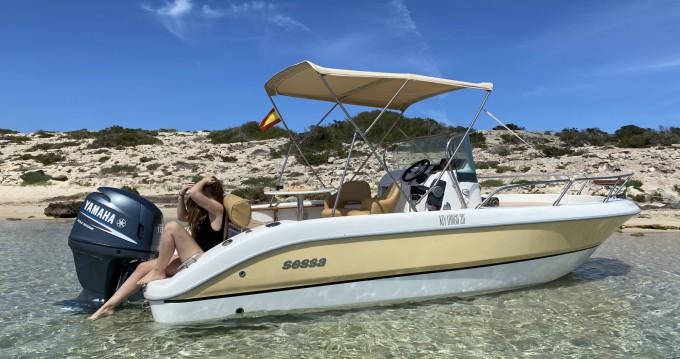 Location yacht à Île d'Ibiza - Sessa Marine Key Largo 20 sur SamBoat