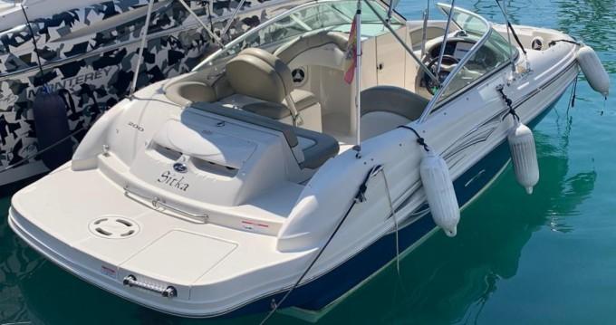 Louez un Sea Ray 200 SD à Puerto Deportivo de Marbella