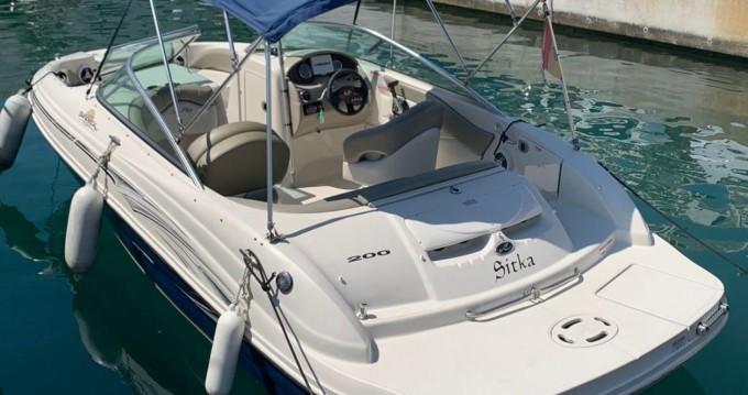 Location yacht à Puerto Deportivo de Marbella - Sea Ray 200 SD sur SamBoat