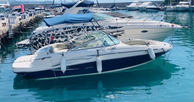 Louer Bateau à moteur avec ou sans skipper Sea Ray à Puerto Deportivo de Marbella