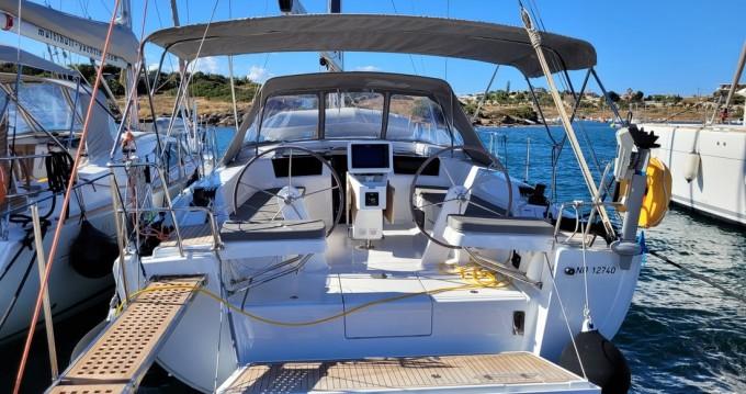 Location yacht à Athènes - Hanse Hanse 418 sur SamBoat