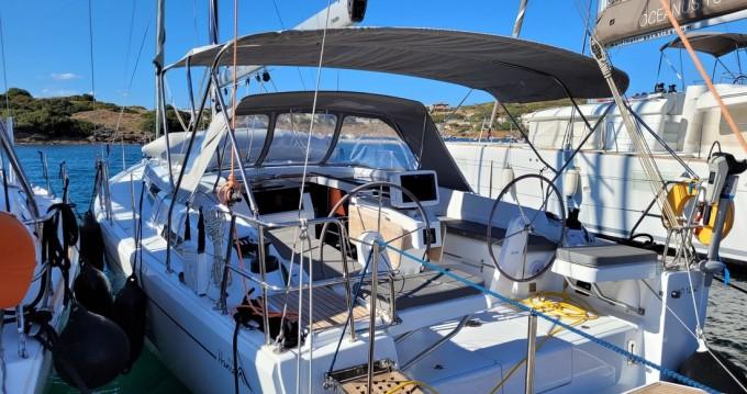 Location bateau Hanse Hanse 418 à Athènes sur Samboat