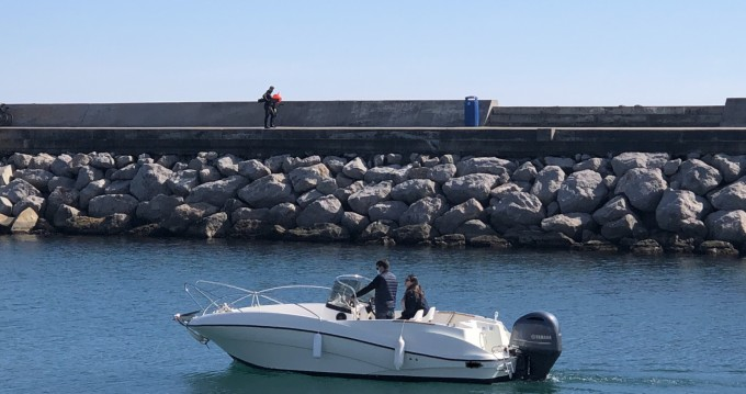 Location bateau Quicksilver Quicksilver 635 Commander à Carnon-Plage sur Samboat