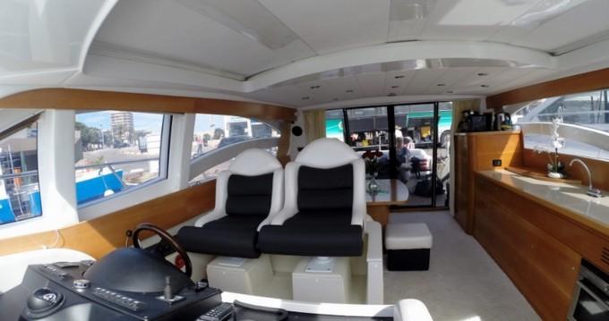 Location bateau Bonifacio pas cher Alena 56