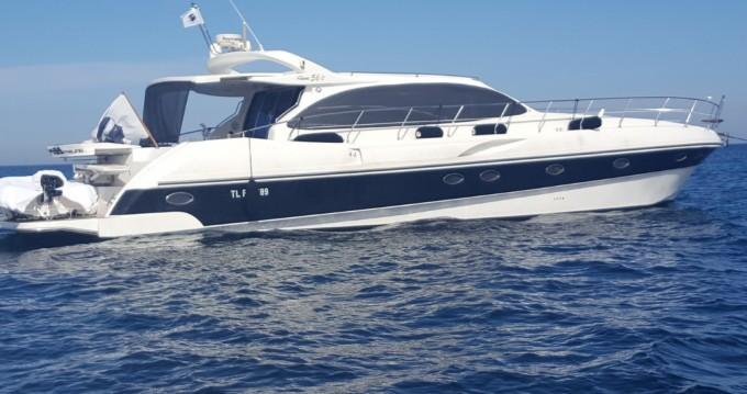 Location Yacht à Bonifacio - Innovazione e Progetti Alena 56