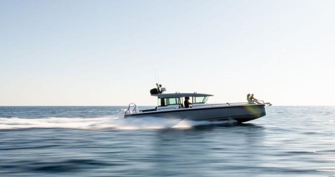 Location yacht à Athènes - Axopar 37 Cross Cabin sur SamBoat