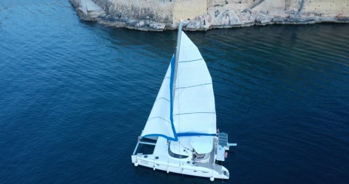 Location yacht à Sliema - Fountaine Pajot Lavezzi 40 sur SamBoat