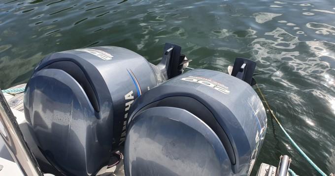 Location bateau Saint-Florent pas cher Flyer 850 Sun Deck Miami