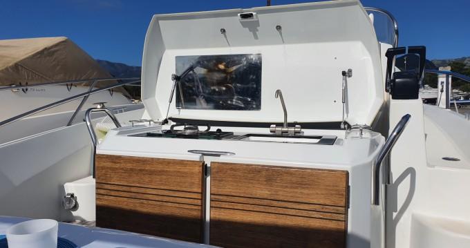 Location yacht à Saint-Florent - Bénéteau Flyer 850 Sun Deck Miami sur SamBoat