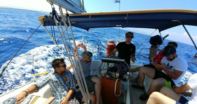 Location bateau Jeanneau Sun Shine 38 à Heraklion Municipality sur Samboat