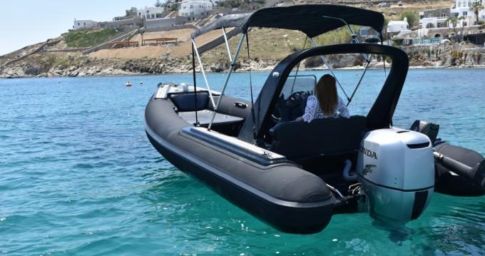 Louez un Orizon 5.80 à Mykonos (Île)