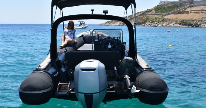 Location yacht à Mykonos (Île) - Orizon 5.80 sur SamBoat