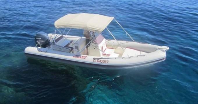 Location Semi-rigide Jocker-Boat avec permis