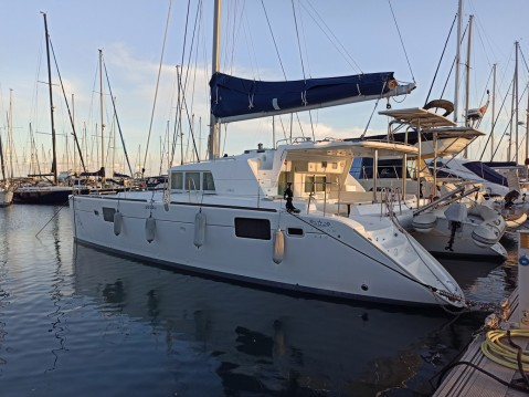 Location bateau Ajaccio pas cher Lagoon 440