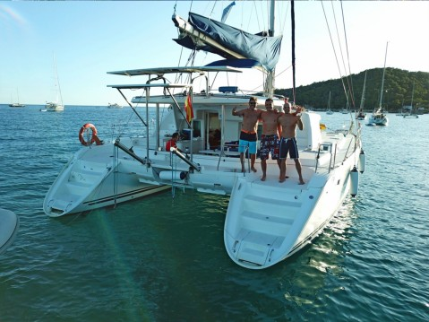 Location yacht à Ajaccio - Lagoon Lagoon 440 sur SamBoat