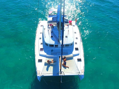 Location Catamaran à Le Marin - Lagoon Lagoon 440
