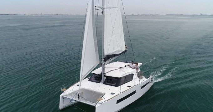 Louer Catamaran avec ou sans skipper  à Veruda