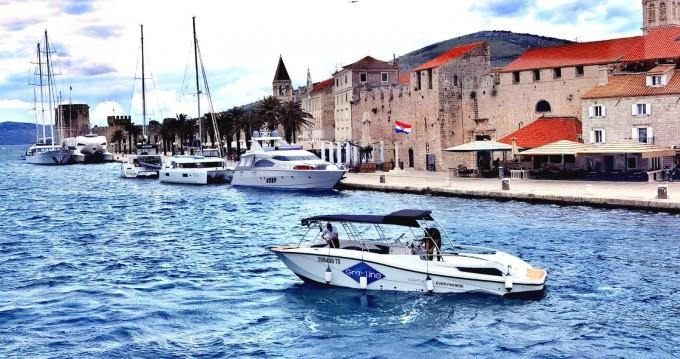 Location bateau Split pas cher 34