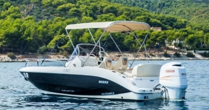 Location bateau Sessa Marine Key Largo 20 à Saint-Raphaël sur Samboat