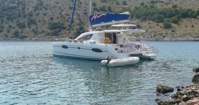 Louer Catamaran avec ou sans skipper Leopard à Port de Sète