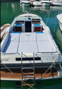 Location bateau Pisogne pas cher antibes 27