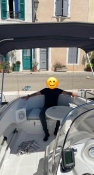 Location bateau Quicksilver Quicksilver 505 Commander à Carro sur Samboat