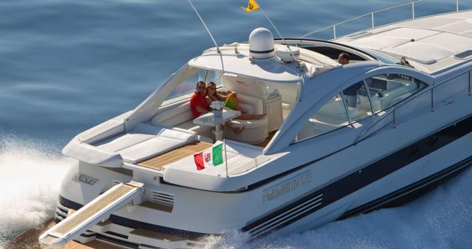 Location Yacht à Sorrento - Pershing Pershing 54