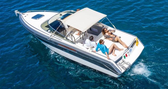 Location bateau Cranchi Clipper 760 à Sorrento sur Samboat