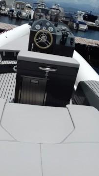 Louer Semi-rigide avec ou sans skipper Seapower Gt750x à Milazzo