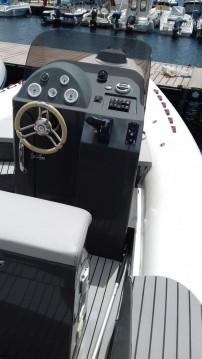 Location Semi-rigide Seapower Gt750x avec permis