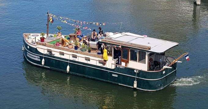 Location bateau Paris pas cher Péniche