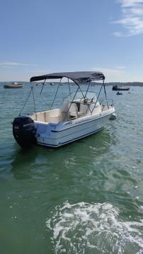 Location bateau Grand Piquey pas cher Cap Ferret 550