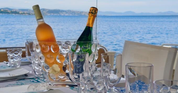 Location yacht à Saint-Raphaël - Princess Princess 36 Riviera sur SamBoat