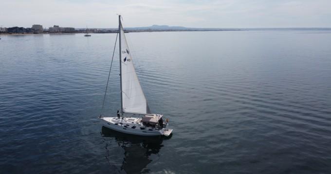 Louez un Bavaria Bavaria 40 Cruiser à Palma de Majorque