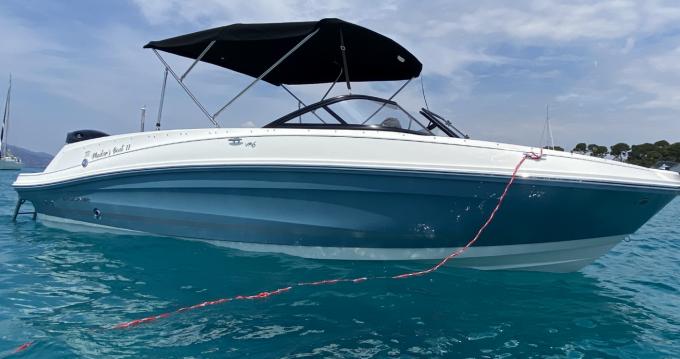Location yacht à Mandelieu-la-Napoule - Bayliner VR6 OB sur SamBoat