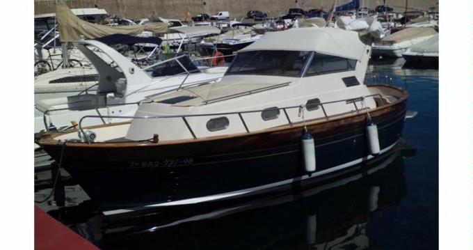 Location bateau Apreamare Smeraldo 8 Cabin à Mykonos (Île) sur Samboat