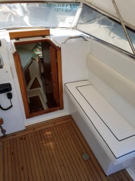 Location Bateau à moteur à Mykonos (Île) - Apreamare Smeraldo 8 Cabin