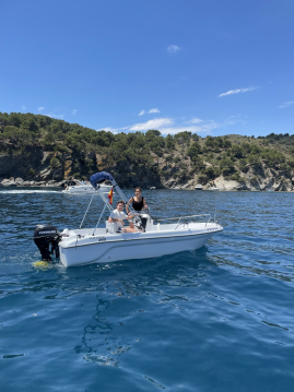 Location yacht à Roses - Astec Astec Fiber 450 sur SamBoat