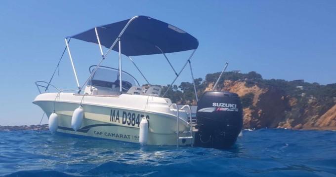 Location yacht à Martigues - Jeanneau Cap Camarat 545 sur SamBoat