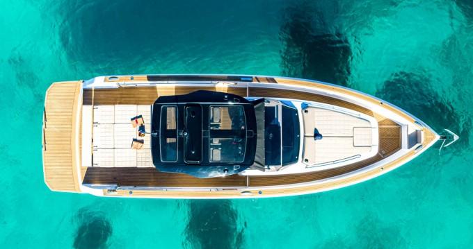 Location bateau Pardo Yachts Pardo 38 à Cannes sur Samboat