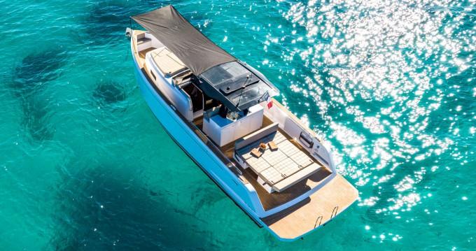 Pardo Yachts Pardo 38 entre particuliers et professionnel à Cannes
