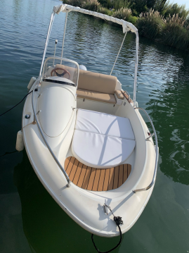 Location yacht à Mandelieu-la-Napoule - Quicksilver Quicksilver 425 Commander sur SamBoat