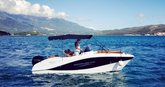 Location bateau Okiboats Baracuda 545 à Lepetani sur Samboat