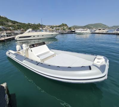 Location bateau Naples pas cher 9 Metri