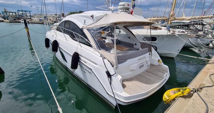Location bateau Bénéteau Flyer Gran Turismo 38 à Saint-Cyprien sur Samboat