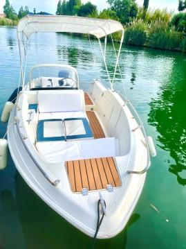 Location bateau Mandelieu-la-Napoule pas cher Quicksilver 500 Open