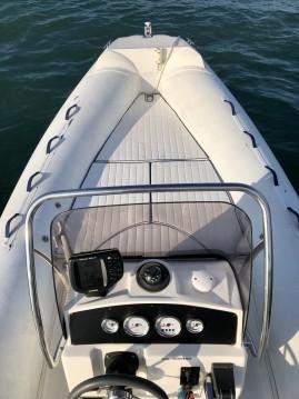 Location bateau Lège-Cap-Ferret pas cher King 600 Exclusive
